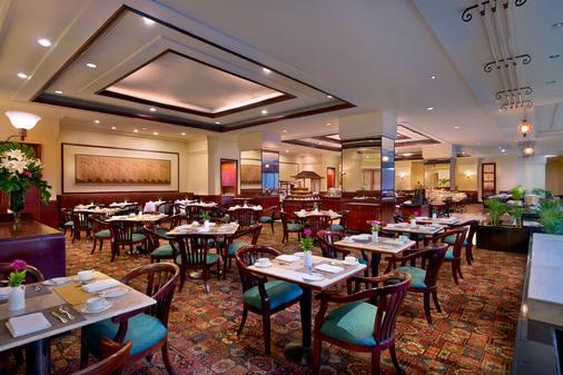 The Sultan Hotel & Residence Jakarta - Jakarta - Restaurant