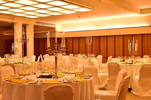 Pestana Carlton Madeira Ocean Resort Hotel - Funchal - Banquet hall