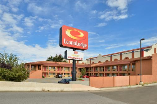 Econo Lodge Midtown - Albuquerque - Outdoor view