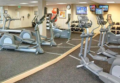 Residence Inn by Marriott Miami West FL Turnpike - Miami - Gym