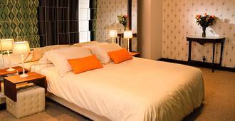 Hotel Casa Gardenia - Quito - Bedroom