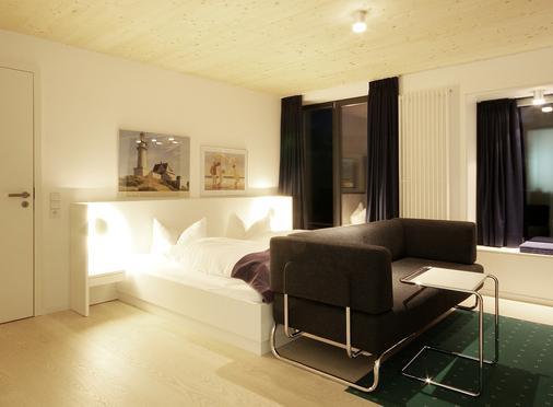 Hotel Niedersachsen - Sylt - Bedroom
