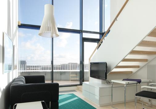 Hotel Niedersachsen - Sylt - Living room