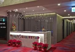 Beauty Hotels Taipei-Hotel Bstay - Taipei - Front desk