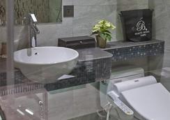 Beauty Hotels Taipei-Hotel Bstay - Taipei - Bathroom