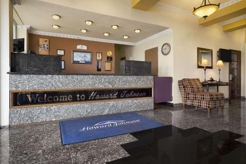 Howard Johnson by Wyndham Oklahoma City - Oklahoma City - Front desk