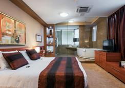 Hotel Arka - Skopje - Bedroom