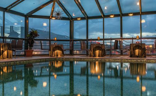 Hotel Arka - Skopje - Pool