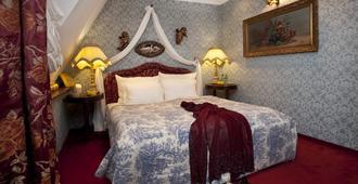 Dwór Giemzów - Łódź - Bedroom