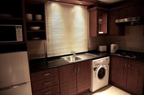 Xclusive Casa Hotel Apartments - Dubai - Kitchen