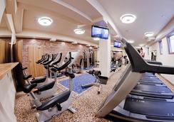 Best Hotel Agit Congress & Spa - Lublin - Gym