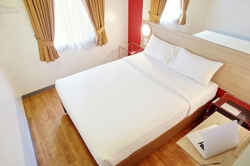 Red Planet Amorsolo - Manila - Bedroom