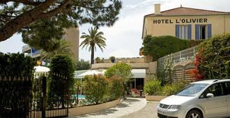 Hôtel De L'olivier - Cannes - Building