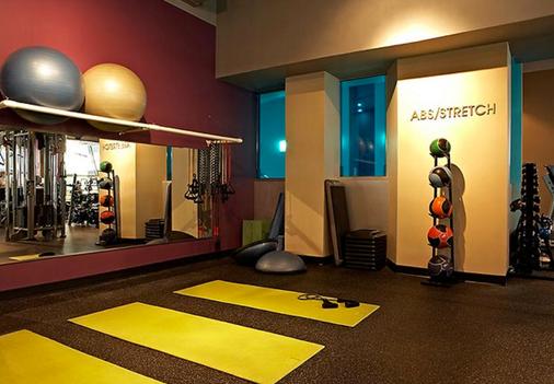 Renaissance Washington, DC Downtown Hotel - Washington - Gym