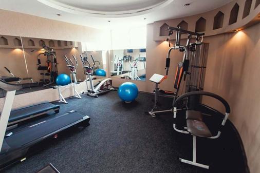 Shadow Boutique Hotel & Spa - Chisinau - Gym