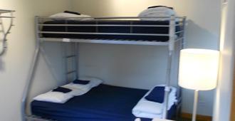 Ihsp Hostel Santa Barbara - Santa Barbara - Bedroom