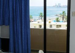 Hotel Ziami - Veracruz - Bedroom