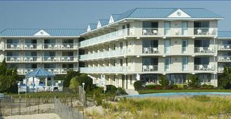 Sea Crest Inn - Cape May - Building