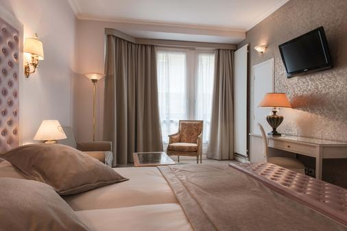 Princesse Caroline - Paris - Bedroom