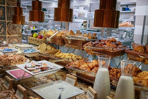 Cosmopolitan Hotel Prague - Prague - Buffet