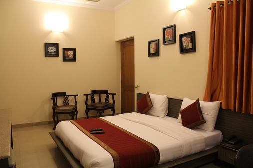 Hotel Persona International - New Delhi - Bedroom