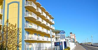 Crystal Beach Hotel - Ocean City - Building