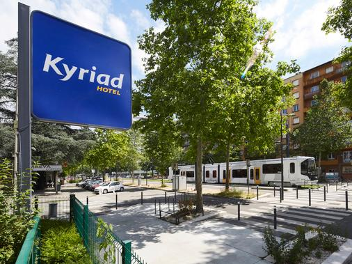 Kyriad Grenoble Centre - Grenoble - Outdoor view