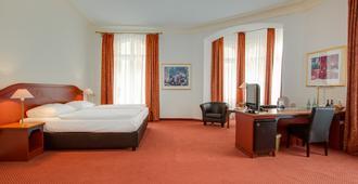 Akzent Hotel Am Goldenen Strauss - Gorlitz - Building