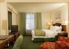 Fairfield Inn and Suites by Marriott Atlanta Airport South-Sullivan Road - College Park - Bedroom