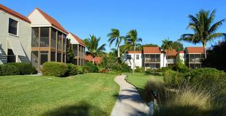 Sanibel Moorings Condo Resort - Sanibel - Building