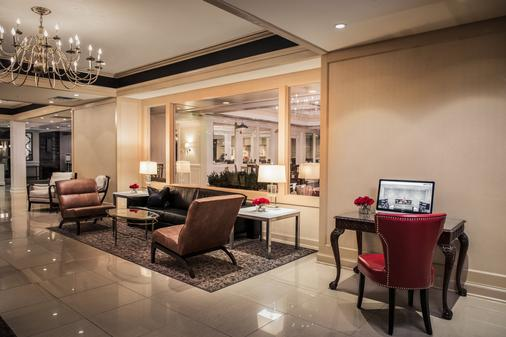 Kirkley Hotel A Trademark Collection Hotel - Lynchburg - Lobby