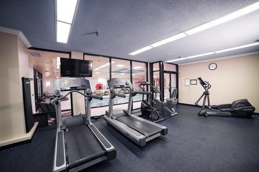 Kirkley Hotel A Trademark Collection Hotel - Lynchburg - Gym