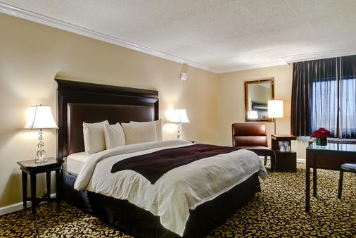 Kirkley Hotel A Trademark Collection Hotel - Lynchburg - Bedroom