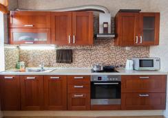 Am-time Hostel - Minsk - Kitchen