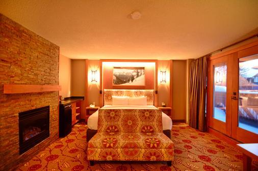 Banff Ptarmigan Inn - Banff - Bedroom