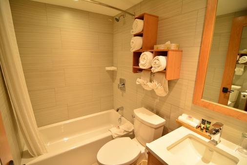 Banff Ptarmigan Inn - Banff - Bathroom