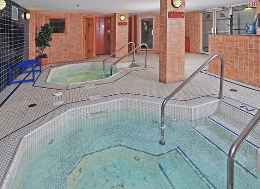 Banff Ptarmigan Inn - Banff - Pool