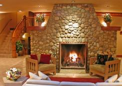 Banff Caribou Lodge & Spa - Banff - Lobby