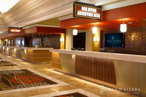 Grand Sierra Resort and Casino - Reno - Lobby