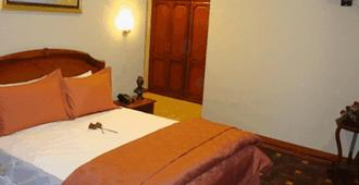 Boutique Hotel Plaza Sucre - Quito - Bedroom