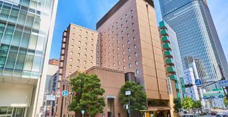 Rihga Nakanoshima Inn - Osaka - Building