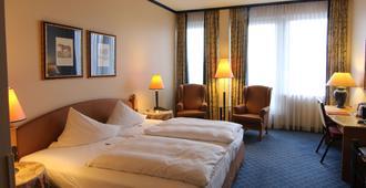 Amedia Plaza Schwerin - Schwerin (Mecklenburg-Vorpommern) - Bedroom