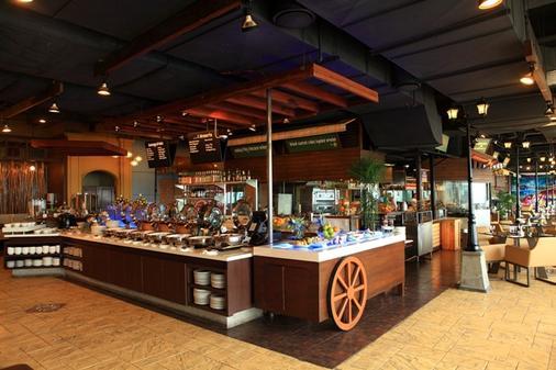 Hotel H2o - Manila - Restaurant