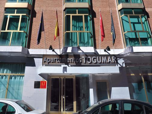 Sercotel Togumar - Madrid - Building