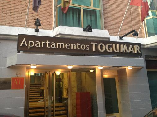 Sercotel Togumar - Madrid - Outdoor view