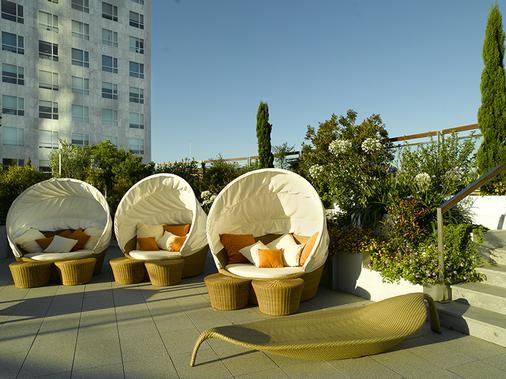 Sercotel Sorolla Palace - Valencia - Balcony