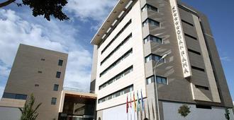 Sercotel Gran Fama - Almería - Building