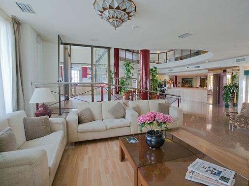 Hotel Sercotel Perla Marina - Nerja - Lounge