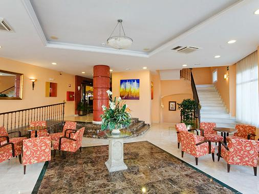 Hotel Sercotel Perla Marina - Nerja - Front desk