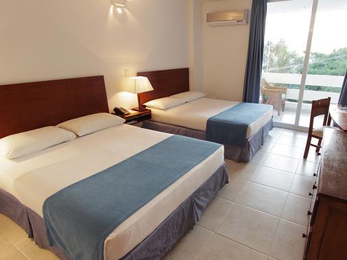 Hotel Tamacá Torre Norte - Santa Marta - Bedroom